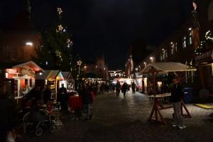 Weihnachtsmarkt Lucia in der KulturBrauerei