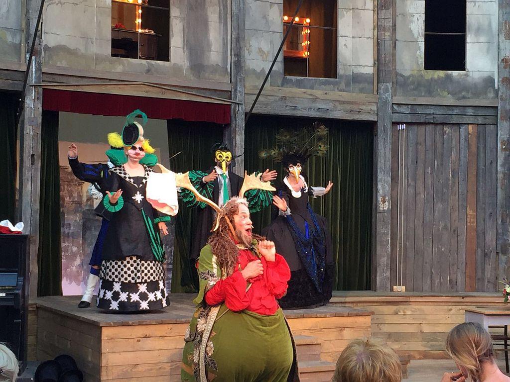 Monbijou-Theater: Die lustigen Weiber von Windsor