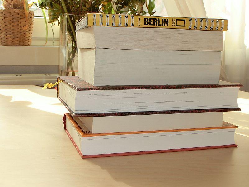 Bücher in und über Berlin